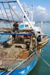 Detalhe barca_ Anzio